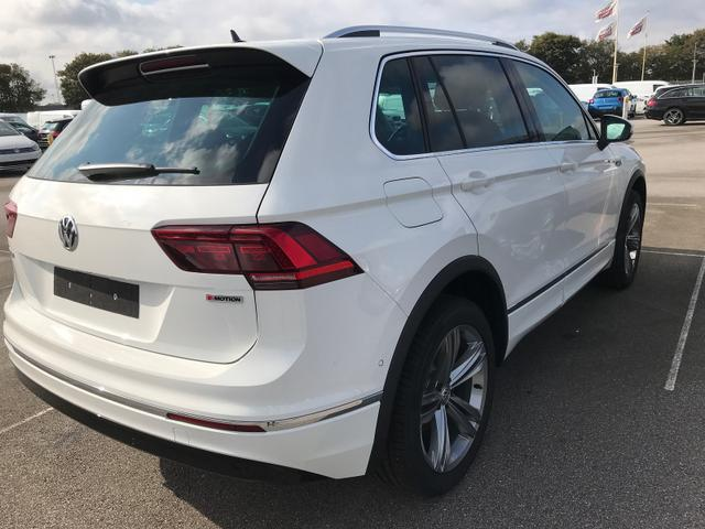 Volkswagen Tiguan Highline 2.0 TDI SCR 239PS/176kW DSG7 4Motion 2020