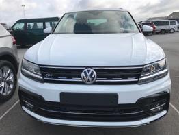 Volkswagen Tiguan - Highline 2.0 TDI SCR 239PS/176kW DSG7 4Motion 2020