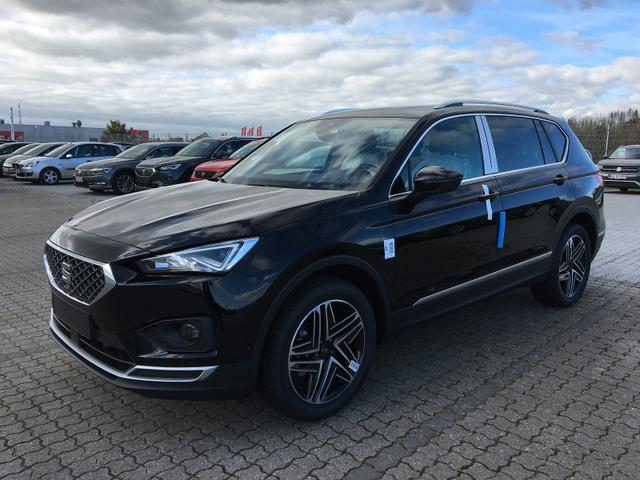 Seat Tarraco - Xcellence 1.5 TSI 7-Sitzer 150PS/110kW 6G 2020 PANO ACC 360