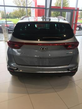 Kia Sportage - Vision 1.6 CRDI MHEV 136PS/100kW DCT 2020