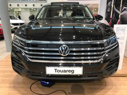 Volkswagen Touareg - Basis Business 3.0 V6 TDI SCR 231PS/170kW Aut. 8 4Motion 2020