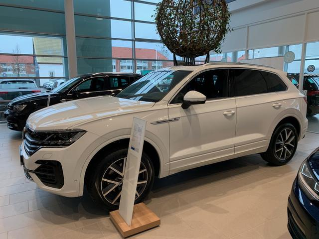 Volkswagen Touareg R-Line Business 4.0 V8 TDI SCR 421PS/310kW Aut. 8 4Motion 2020