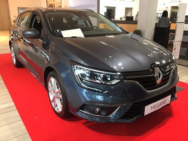 Renault Mégane Sport Tourer Limited 1.5 dCi 115PS/85kW EDC7 2019