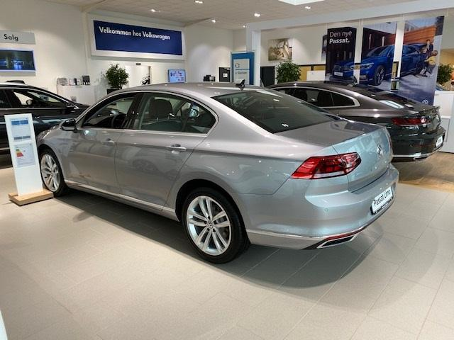 Volkswagen Passat Business PLUS 1.5 TSI EVO ACT 150PS/110kW DSG7 2020