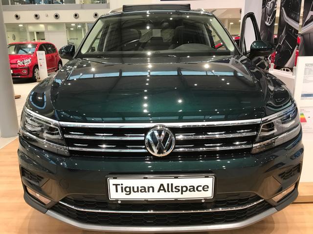 VOLKSWAGEN Tiguan Allspace Highline 2.0 TDI SCR 240PS/176kW DSG7 4Motion 2020
