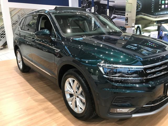 Volkswagen Tiguan Allspace - Highline 2.0 TSI 190PS/140kW DSG7 4Motion 2020 Bestellfahrzeug frei konfigurierbar