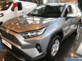 Toyota RAV4 - T3 2.0 Benziner 175PS/129kW 6G 2020