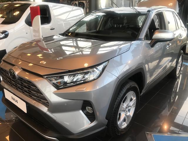 Toyota RAV4 T2 2.0 Benziner 175PS/129kW 6G 2020