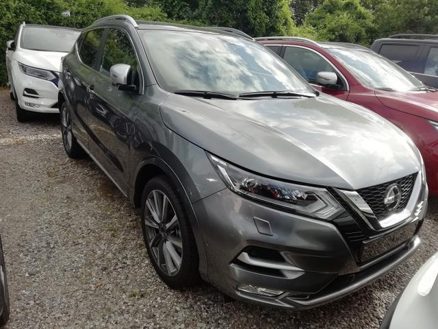Nissan Qashqai - Tekna+ 1.3 DIG-T 159PS/117kW DCT 2019