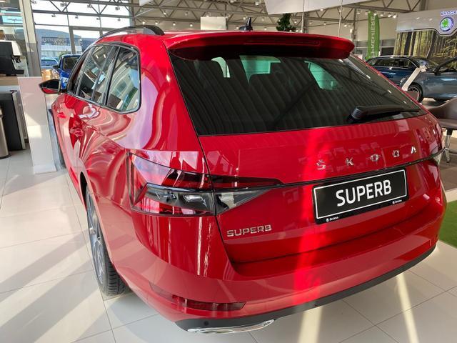 Skoda Superb Combi Sportline 2.0 TSI 190PS/140kW DSG7 2020