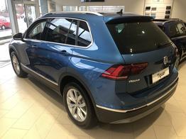 Volkswagen Tiguan - Highline 2.0 TDI SCR 150PS/110kW DSG7 4Motion 2020
