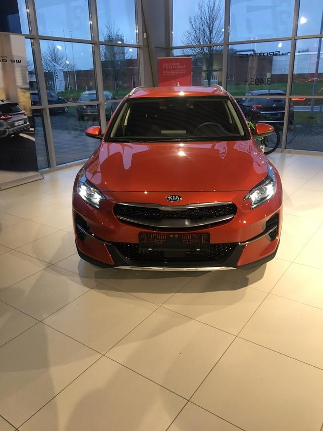 Kia XCeed Edition 1.4 T-GDI 140PS/103kW DCT 2020