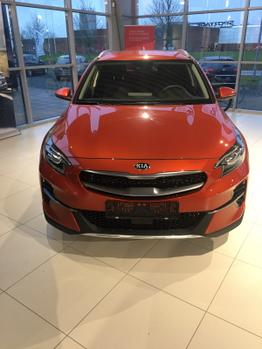 Kia XCeed - Vision 1.0 T-GDI 120PS/88kW 6G 2020