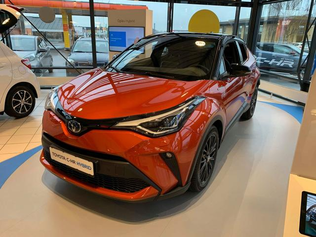 Toyota C-HR - C-ENTER 1.2 VVT-i 116PS/85kW 6G 2020