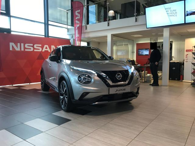 Nissan Juke - N-Connecta 1.0 DIG-T 117PS/86kW 6G 2020