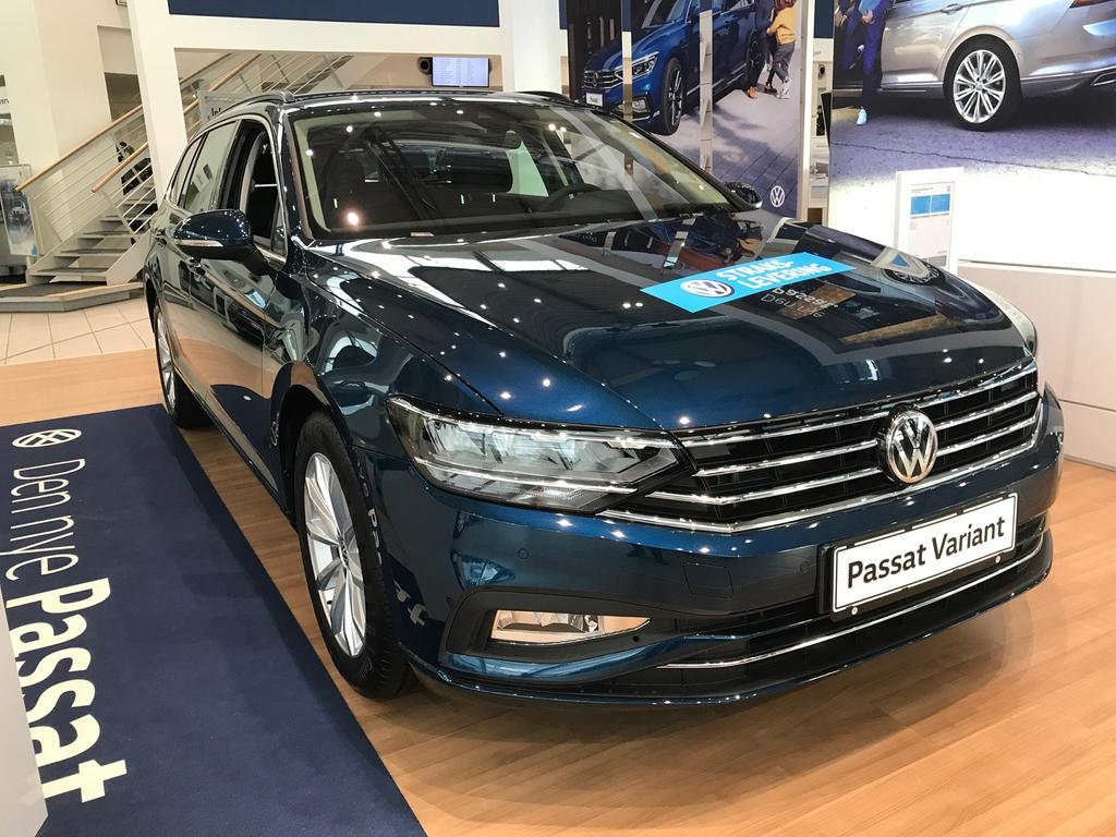2020 VW Passat Tdi Pictures