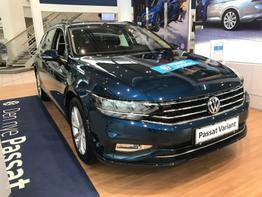 Passat Variant - Business PLUS 1.6 TDI SCR 120PS/88kW DSG7 2020