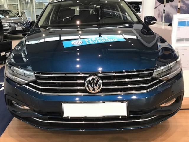 Volkswagen Passat - Business 1.6 TDI SCR 120PS/88kW DSG7 2020 Bestellfahrzeug frei konfigurierbar
