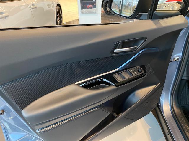 Toyota (EU) C-HR C-LUB Smart 1.8 Hybrid 122PS/90kW CVT 2020