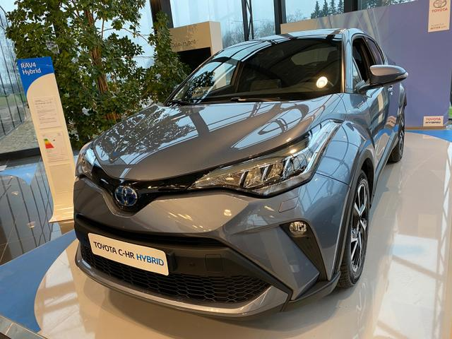 C-HR    C-LUB Smart 2.0 Hybrid 184PS/135kW CVT 2020