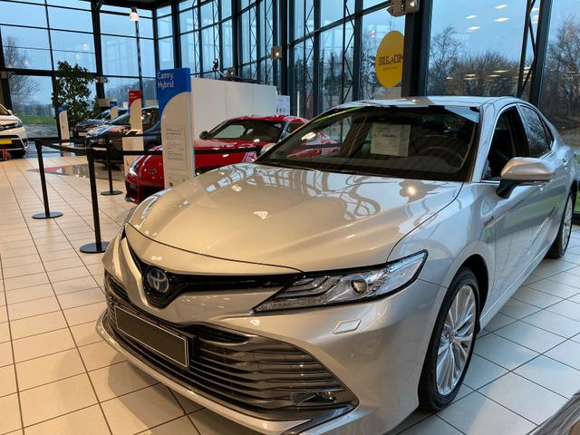 Camry H3 Executive 2.5 VVT-i Hybrid 218PS/160kW CVT 2021