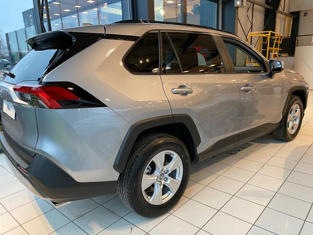 RAV4 H3 Smart 2.5 Hybrid 222PS/163kW CVT AWD-i 2021