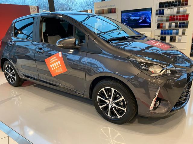 Toyota Yaris T2 Limited 1.5 VVT-iE 111PS/82kW 6G 2019