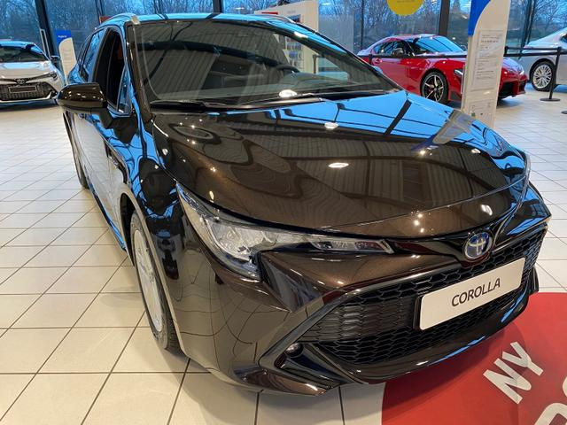 Toyota Corolla Touring Sports H3 Design 1.8 Hybrid 122PS/90kW CVT 2020