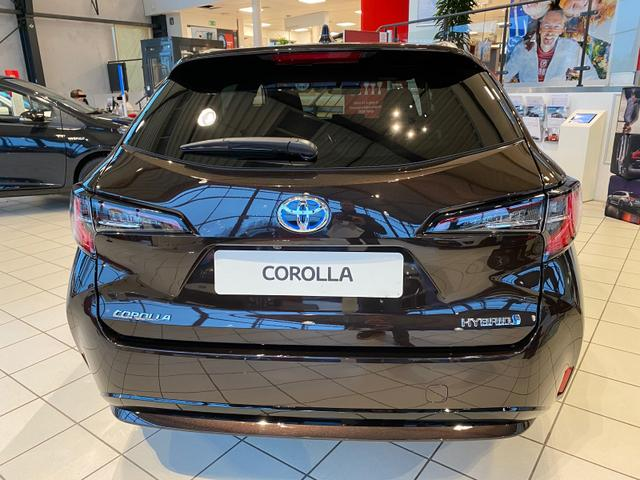 Corolla Touring Sports H4 2.0 Hybrid 180PS/132kW CVT 2020