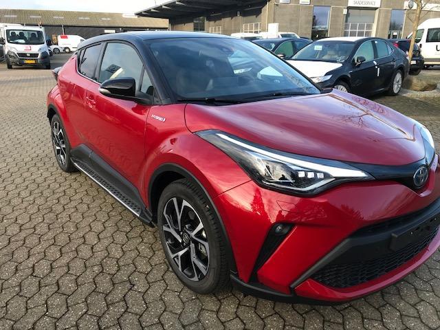Toyota C-HR C-LUB Premium 2.0 Hybrid 184PS/135kW CVT 2020