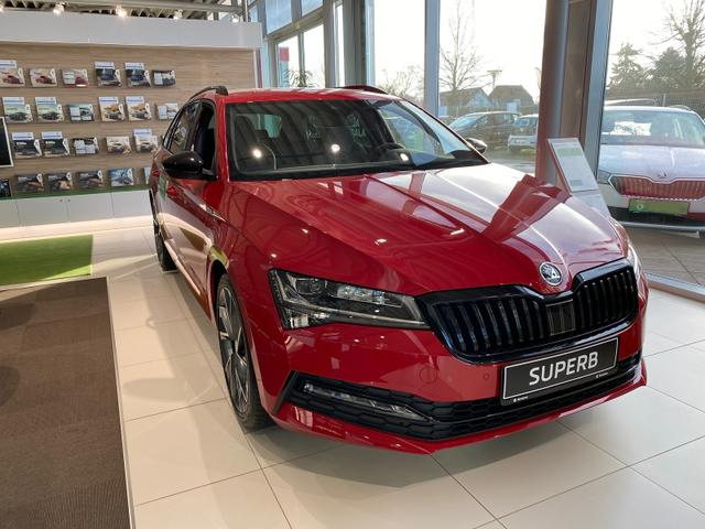 SKODA Superb Combi Style 1.5 TSI ACT 150PS/110kW 6G 2020