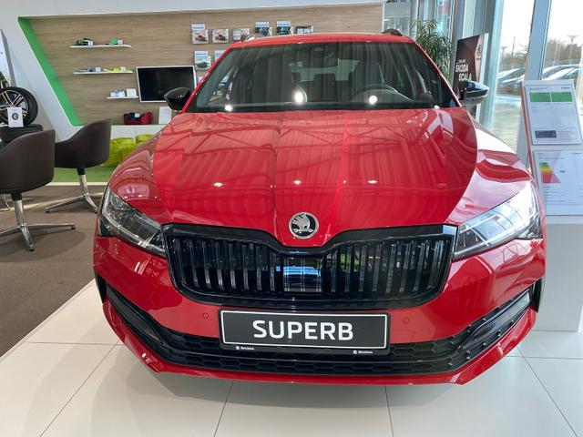 Skoda Superb Combi - Style 1.5 TSI ACT 150PS/110kW 6G 2020