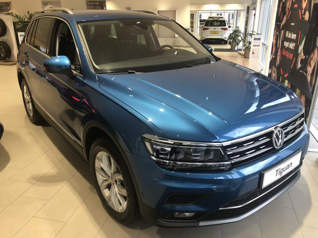 Volkswagen Tiguan Highline Team 2.0 TDI SCR 150PS/110kW DSG7 2020