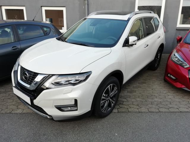 Nissan X-Trail - N-Connecta 1.7 dCi 150PS/110kW Xtronic 7-Sitzer 2019
