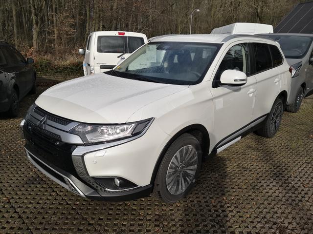 Mitsubishi Outlander - Intense+ 2.0 4WD 150PS/110kW 5 Sitzer CVT 2020