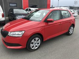 Fabia - Ambition 1.0 MPI 60PS/44kW 5G 2020
