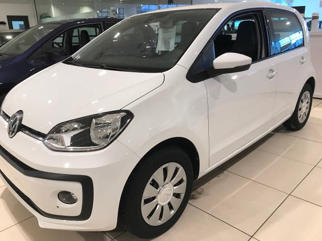 Volkswagen up! - Black Style 1.0 MPI 60PS/44kW 5G 2020