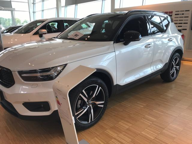 XC40 Inscription T3 163PS/120kW Aut. 8 2021