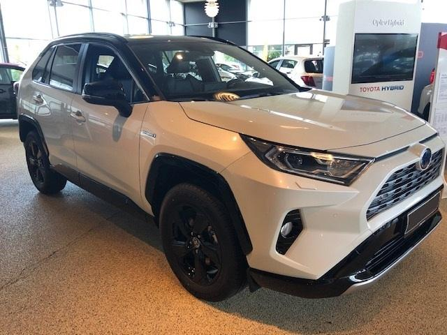 Toyota RAV4 H3 Style 2.5 Hybrid 218PS/160kW CVT 2020