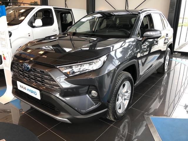 Toyota RAV4 - H3 Comfort 2.5 Hybrid 218PS/160kW CVT 2020