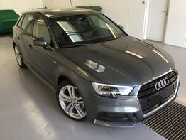 A3 Sportback - Sport Limited 35 TFSI COD 150PS/110kW 7-trins S tronic