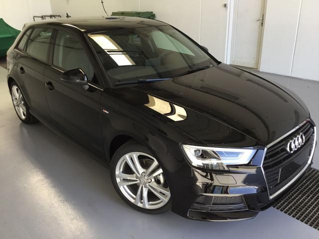 Audi A3 Sportback - Sport Limited Plus 35 TFSI COD 150PS/110kW 7-trins S tronic Vorlauffahrzeug