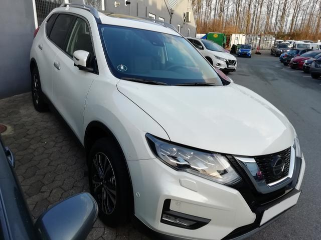X-Trail N-Connecta 1.7 dCi 150PS/110kW Xtronic 4x4i 2020