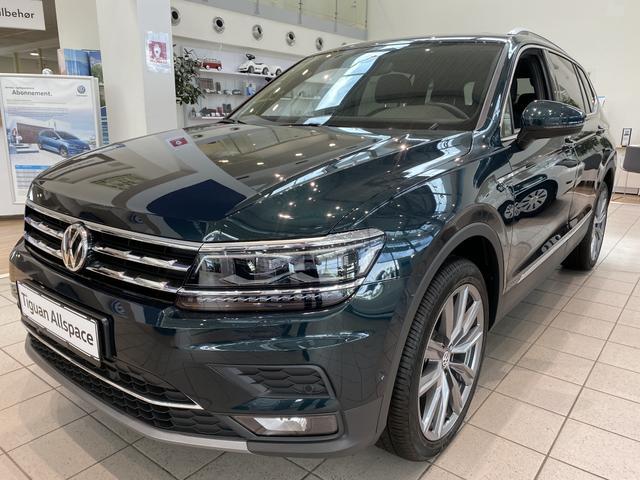 Volkswagen Tiguan Allspace - Highline 2.0 TDI SCR 150PS/110kW DSG7 2020 Lagerfahrzeug