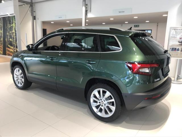 Karoq Ambition 1.6 TDI 115PS/85kW DSG7 2021