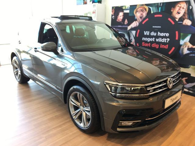 Volkswagen Tiguan - Highline 2.0 TSI 230PS/169kW DSG7 4Motion 2020 Lagerfahrzeug