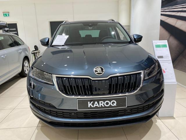 Skoda (EU) Karoq Style 1.6 TDI 115PS/85kW DSG7 2020