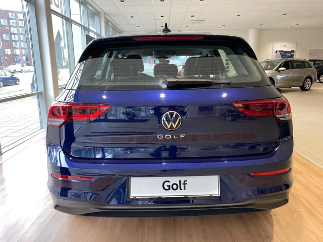 Golf Life 1.5 TSI EVO ACT 130PS/96kW 6G 2021
