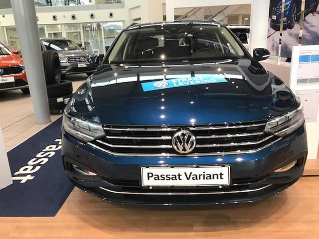 Passat Variant Business 1.5 TSI EVO ACT 150PS/110kW 6G 2021