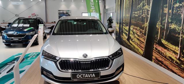 Skoda (EU) Octavia Combi Style 2.0 TDI 150PS/110kW DSG7 2021